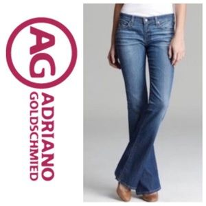 AG Adriano Goldschmied The New Legend Flare Jeans